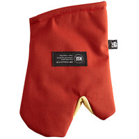 San Jamar CTC13 Cool Touch 13 inch Oven Mitt with Kevlar® WebGuard