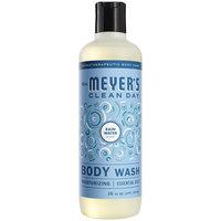 Mrs. Meyer's 308454 16 oz. Rainwater Body Wash   - 6/Case