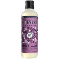 Mrs. Meyer's 313586 16 oz. Plum Berry Body Wash - 6/Case