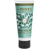 Mrs. Meyer's 305763 3 oz. Basil Hand Balm - 6/Case