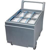 Follett ROTOCART SmartCART 240 lb. Ice Cart