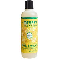 Mrs. Meyer's Clean Day 688234 16 oz. Honeysuckle Body Wash - 6/Case