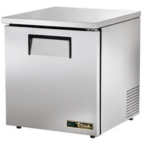 True TUC-27-LP-HC 27 inch Low Profile Undercounter Refrigerator