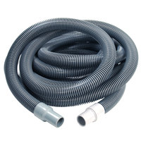 Sandia 80-0503 Sniper 25' Vacuum Hose with Cuffs Assembly for 12 Gallon Carpet Extractors