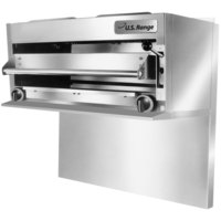 Garland / U.S. Range UIR36 Liquid Propane Range-Mount Infra-Red Salamander Broiler for U36 Ranges - 40,000 BTU