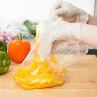 Inteplast Group PB060312 6 inch x 3 inch x 12 inch Plastic Food Bag - 1000/Case