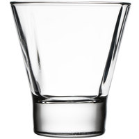 Libbey 15822 Quadra V 11 oz. Rocks Glass - 12 / Case