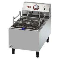 Star Max 510FF 10 lb. Commercial Countertop Deep Fryer 1800W