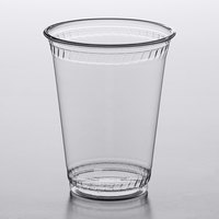 Fabri-Kal KC9T Kal-Clear 9 oz. Customizable Tall Clear Cup   - 1000/Case
