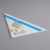 Ateco 450 15 inch Disposable Parchment Triangle / Pastry Bag - 100/Pack