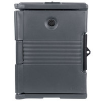 Cambro UPC400SP191 Camcarrier Granite Gray Pan Carrier with Security Package