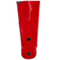 San Jamar EZKSL Red EZ-Kleen Sleeve Guard - 16 inch