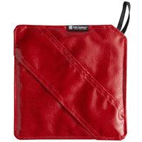 San Jamar EXKHP88 EZ-Kleen Hot Pad / Pot Holder - 8 inch x 8 inch