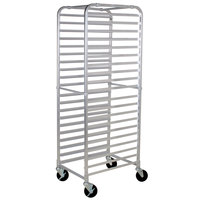 20 Pan Unassembled End Load Bun / Sheet Pan Rack