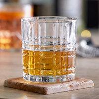 Acopa Madras 11 oz. Rocks / Old Fashioned Glass - 12/Case
