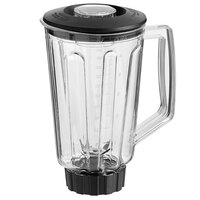 Galaxy GB440JAR 44 oz. Polycarbonate Container for GBB400 Commercial Bar Blender