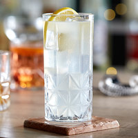Acopa Gardenia 13 oz. Highball Glass - 12/Case
