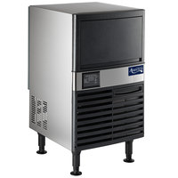 Avantco Ice UC-120-A 19 inch Air Cooled Undercounter Full Cube Ice Machine - 129 lb.