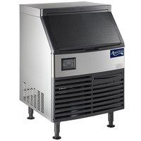Avantco Ice UC-280-HA 26 inch Air Cooled Undercounter Half Cube Ice Machine - 299 lb.