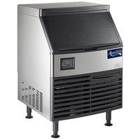 Avantco Ice UC-160-HA 26 inch Air Cooled Undercounter Half Cube Ice Machine - 160 lb.