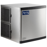 Avantco Ice MC-350-22-HA 22 inch Air Cooled Modular Half Cube Ice Machine - 350 lb.