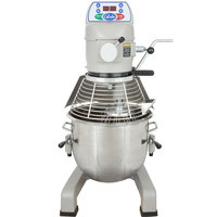 Globe SP20 Gear Driven 20 qt. Commercial Planetary Stand Mixer - 115V, 1/2 HP
