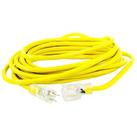 DuroMax XPC12025A 25' 12/3-Gauge Single Tap Heavy-Duty Extension Power Cord