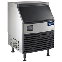 Avantco Ice UC-160-FA 26 inch Air Cooled Undercounter Full Cube Ice Machine - 152 lb.