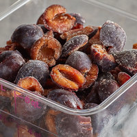 30 lb. IQF Halved Plums