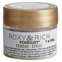 Roxy & Rich 4 Gram Avocado Fondust Hybrid Food Color