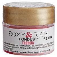 Roxy & Rich 4 Gram Fuchsia Fondust Hybrid Food Color