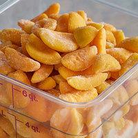 30 lb. IQF Sliced Apricots