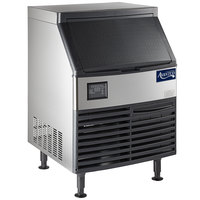 Avantco Ice UC-210-FA 26 inch Air Cooled Undercounter Full Cube Ice Machine - 222 lb.