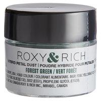 Roxy & Rich 4 oz. Forest Green Petal Dust