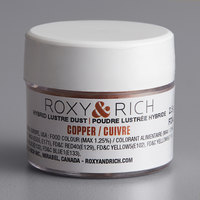 Roxy & Rich 2.5 Gram Copper Lustre Dust