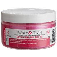Roxy & Rich 25 Gram Amethyst Pink Lustre Dust
