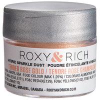 Roxy & Rich 2.5 Gram Tender Rose Gold Sparkle Dust