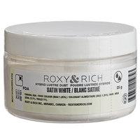 Roxy & Rich 25 Gram Satin White Lustre Dust
