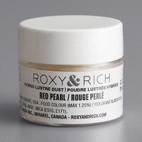 Roxy & Rich 2.5 Gram Red Pearl Lustre Dust