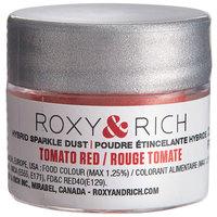 Roxy & Rich 2.5 Gram Tomato Red Sparkle Dust