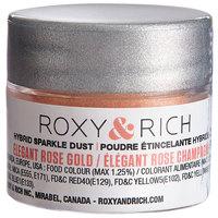 Roxy & Rich 2.5 Gram Elegant Rose Gold Sparkle Dust
