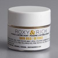 Roxy & Rich 2.5 Gram Dark Gold Lustre Dust