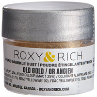 Roxy & Rich 2.5 Gram Old Gold Sparkle Dust