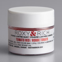 Roxy & Rich 2.5 Gram Tomato Red Lustre Dust