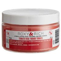 Roxy & Rich 25 Gram Tomato Red Lustre Dust