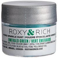 Roxy & Rich 2.5 Gram Emerald Green Sparkle Dust