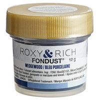 Roxy & Rich 12 Gram Wedgewood Fondust Hybrid Food Color