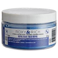 Roxy & Rich 25 Gram Royal Blue Lustre Dust