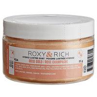 Roxy & Rich 25 Gram Rose Gold Lustre Dust