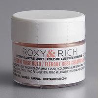 Roxy & Rich 2.5 Gram Elegant Rose Gold Lustre Dust